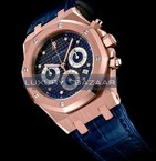 Audemars Piguet Royal Oak Queen Elizabeth II Cup 2009 (RG)