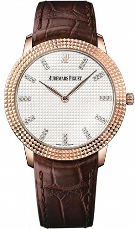 Audemars Piguet Tradition Classique Clous de Paris 15163OR.GG.A088CR.02