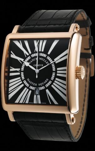 Franck Muller Automatic Date 6000 H SC DT R