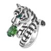 Boucheron Bagha, the tiger ring Tourmaline