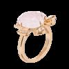 Boucheron Honu, the turtle pink, pink quartz