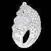 Boucheron Nanook, the polar bear ring