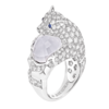 Boucheron Nanook, the polar bear ring