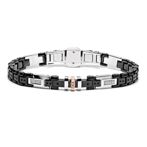 Мужской браслет Bracelet Baraka with Diamonds 'Ref: BR24504