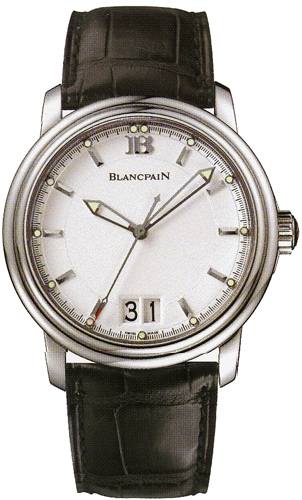 Blancpain Leman Grande Date Automatic 40mm Ref. 2850-1127-53b