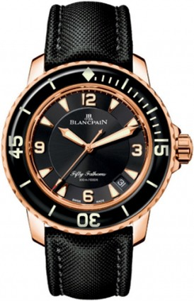 Blancpain 50 FATHOMS 5015-3630-52