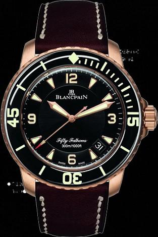 Blancpain Fifty Fathoms Automatique 5015A-3630-63B