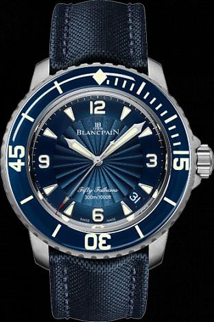 Blancpain Fifty Fathoms Automatique 5015D-1140-52B