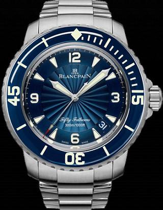 Blancpain Fifty Fathoms Automatique 5015D-1140-71B