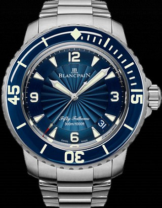 Blancpain Fifty Fathoms Automatique 5015D-1140-71B