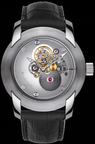 Blancpain L-evolution One-Minute Flying Sapphire Carrousel 00222-1500-53B