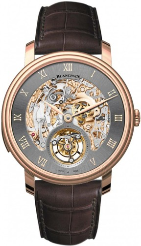 Blancpain Le Brassus Carrousel Minute Repeater (RG / Limited)