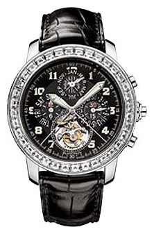 Blancpain Le Brassus Tourbillon (Platinum / Diamonds / Leather)