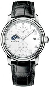 Blancpain LEMAN DUAL TIME 2860-1127-53B