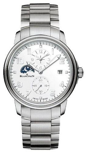 Blancpain LEMAN DUAL TIME 2860-1127-71