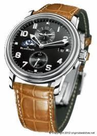 Blancpain LEMAN DUAL TIME 2860-1130-53B