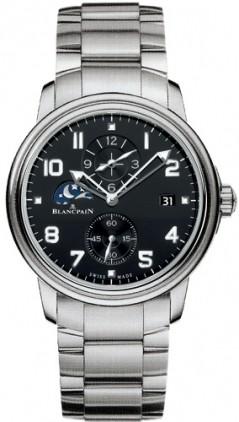 Blancpain LEMAN DUAL TIME 2860-1130-71