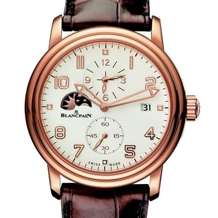 Blancpain LEMAN DUAL TIME 2860-3642-53B