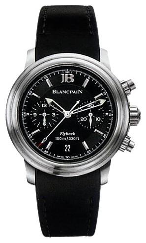 Blancpain Leman Flyback Chrono (Steel / Black / Rubber)