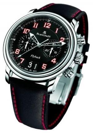 Blancpain Leman Flyback Chronograph Peking to Paris (SS)