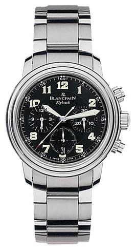 Blancpain Leman Flyback Chronograph (SS / Black / SS)