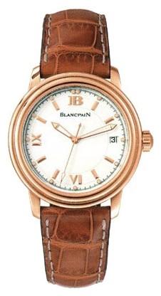Blancpain LEMAN GENTS 2100-3642-53