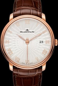 Blancpain Villeret Ultra-Slim Automatic 40mm Date 6651C-3642-55A