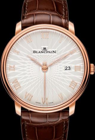 Blancpain Villeret Ultra-Slim Automatic 40mm Date 6651C-3642-55A