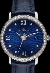 Blancpain Women Ultra-Slim Date 6102C-1929-55A