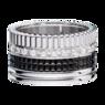 Boucheron Quatre Black Edition Large Ring With Diamonds