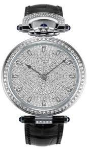 Bovet Fleurier 43 Amadeo Jewelry (WG-Diamonds / Diamonds / Leather Strap) AF43014-SD1234