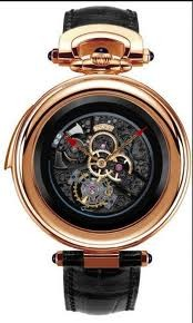 Bovet Fleurier 46 Minute Repeater Tourbillon Amadeo (RG / Openwork / Leather) AIRM001