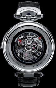 Bovet Fleurier 46 Minute Repeater Tourbillon Amadeo (WG / Openwork / Leather) AIRM008