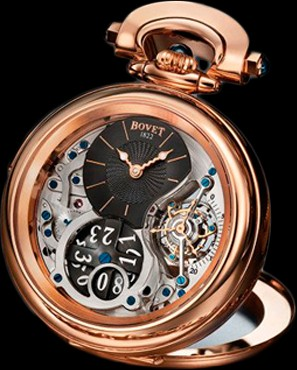 Bovet Fleurier Amadeo Grand Complications 44 5-Day Tourbillon Grande Date Tourbillon Grande Date 5-Day Reversed RG Tourbillon Grande Date 5-Day Rev
