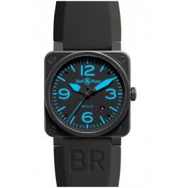 Bell & Ross BR 03-92 Blue Carbon