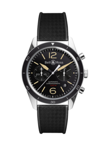 Bell & Ross BR 126 Sport Heritage Rubber