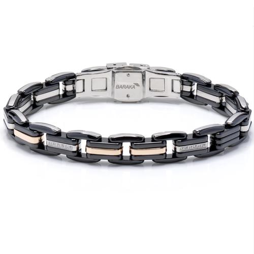 Мужской браслет Men's Bracelet Baraka 'Ref: BR23104