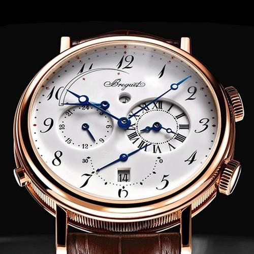 Breguet Classique Alarm Le Reveil Du Tsar 5707ER/29/9V6