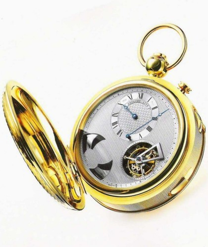 Breguet Classique Grande Complication Pocket Watch 1907BA-12