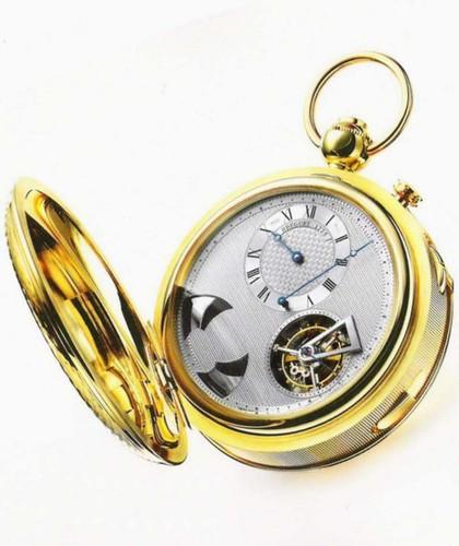 Breguet Classique Grande Complication Pocket Watch 1907BA-12