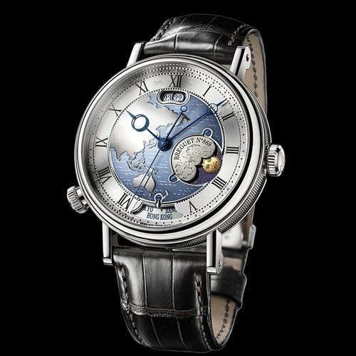 Breguet Classique Hora Mundi Asia 5717PT/AS/9ZU