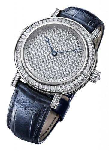 Breguet Classique Minute Repeater (WG / Diamonds) 7639BB/6D/9XV DD0D