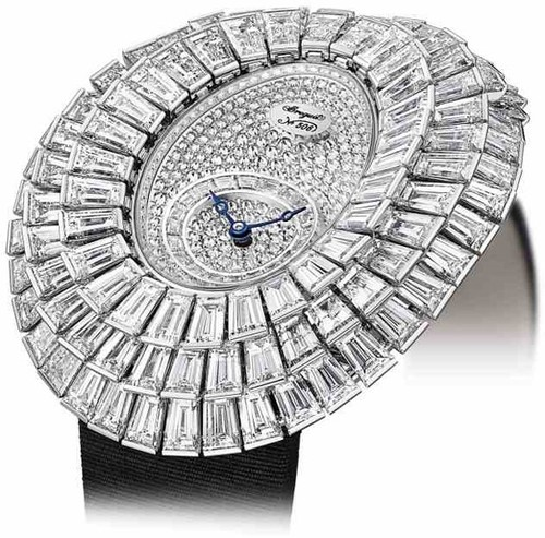 Breguet Crazy Flower (WG / Diamonds) GJE25BB20.8989DB1