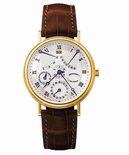 Breguet Grande Complication Equation of Time 3477BA/1E/986