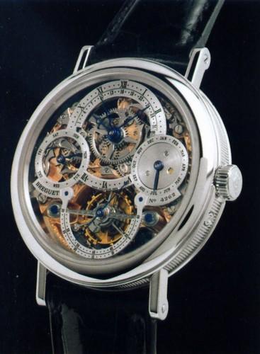 Breguet Grande Complication Openworked Tourbillon 3755PR/1E/9V6