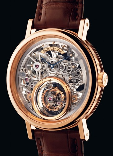 Breguet Grande Complication Tourbillon Messidor 5335BR/42/9W6