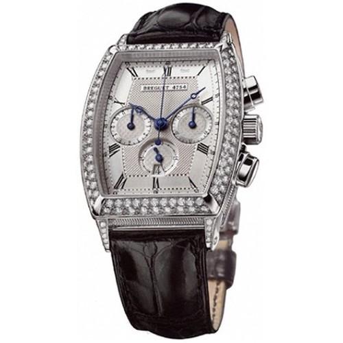 Breguet Heritage Chronograph (WG / Diamonds) 5461BB/12/996 DD00
