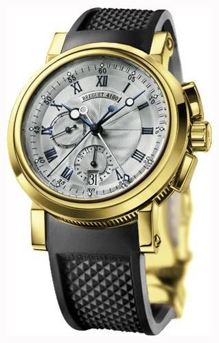 Breguet Marine Chronograph 5827BA/12/5ZU