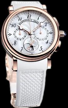 Breguet Marine Chronograph Ladies 8827BR/52/586