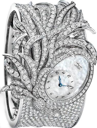 Breguet Plumes (WG-Diamonds / MOP / WG-Diamonds) GJE15BB20.8924D01